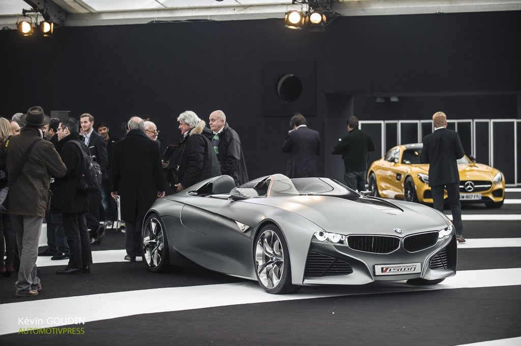 Festival Automobile International 2015 - Kevin Goudin - BMW Vision ConnectedDrive
