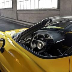 Alfa Romeo 4C Spider, la bombe italienne enlève le haut !