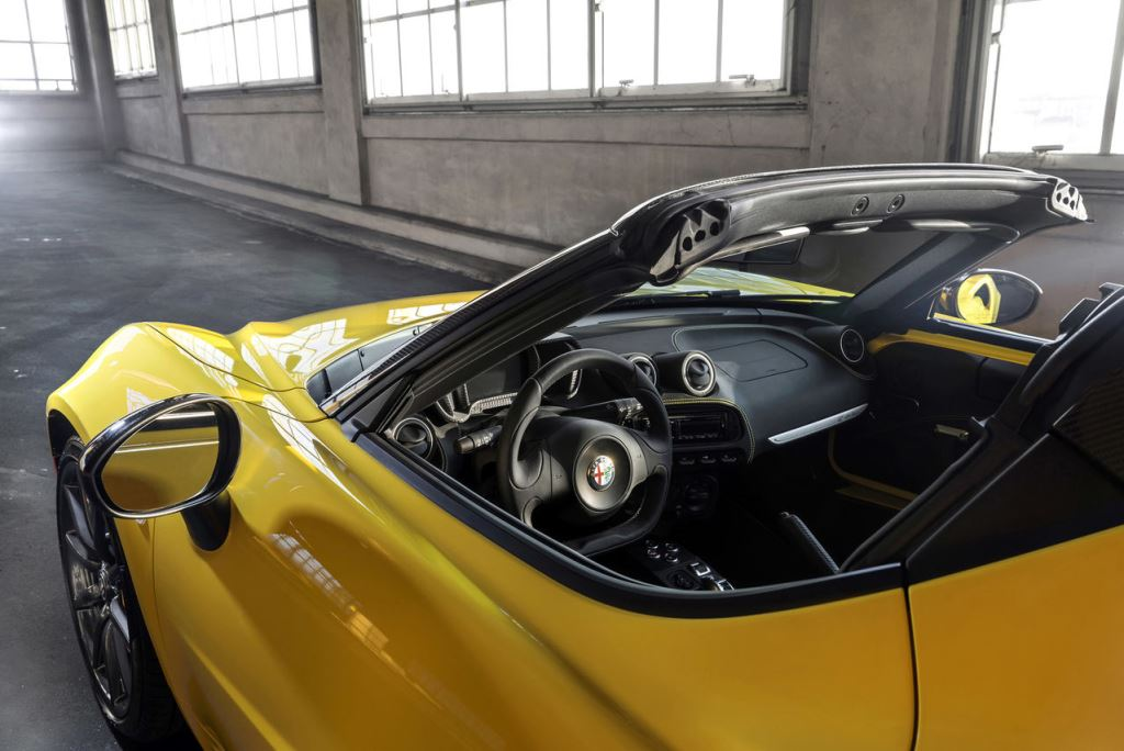 Alfa Roméo 4C Spider
