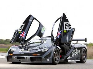 McLaren F1 GTR LM #59