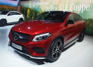 Mercedes GLE Coupé 450 AMG 4Matic