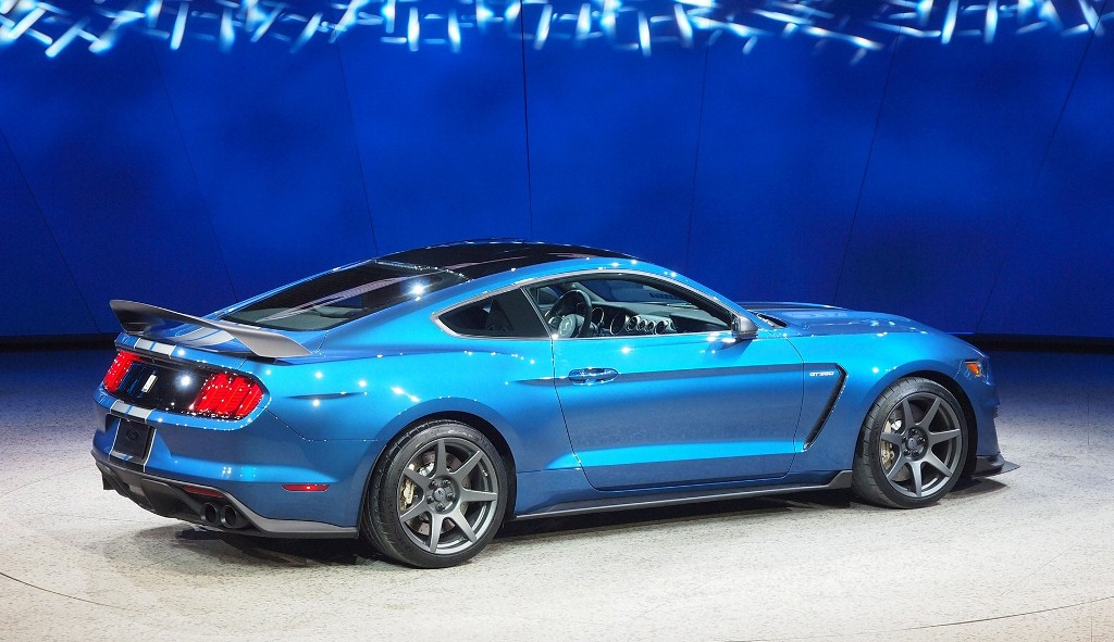 Ford Mustang GT 350 R