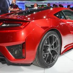 Salon de Detroit 2015 : Les marques de H à Z