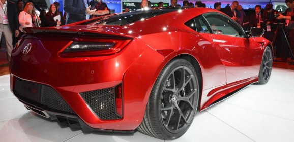 Salon de Detroit 2015 : Les marques de H à Z