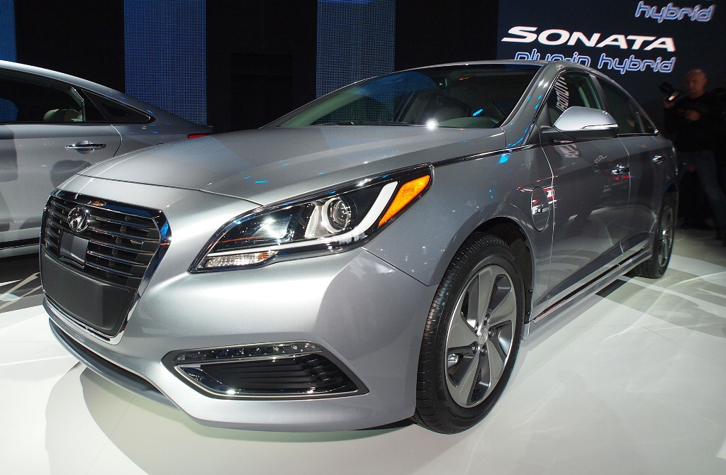 Hyndai Sonata Hybrid