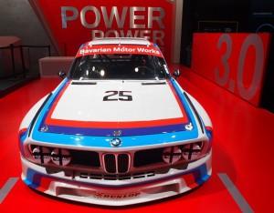 BMW 3.0 CSL Gr IV, 1975, vainqueur 12 Heures de Sebring, Brian Redman / Ronnie Peterson