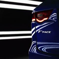 Jaguar F-Pace : un SUV luxueux et performant annoncé pour 2016