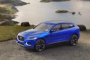 Jaguar Concept C-X17