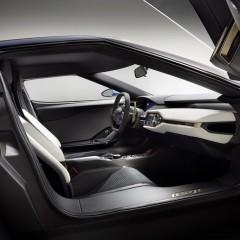 La Ford GT adopte un tableau de bord digital