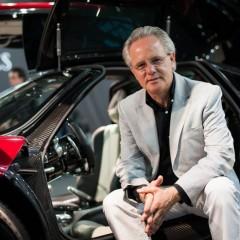 Horacio Pagani : Les temps modernes, Lamborghini