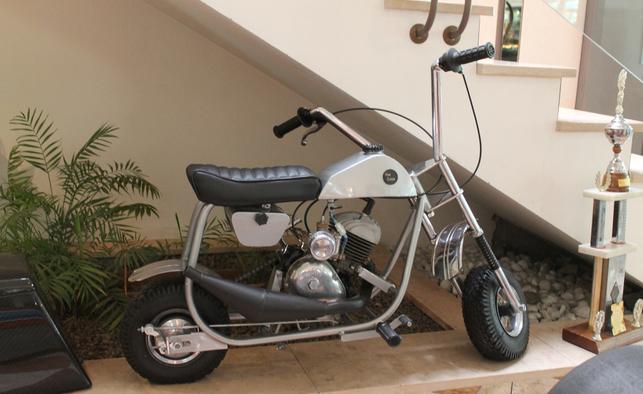Moto Horacio Pagani