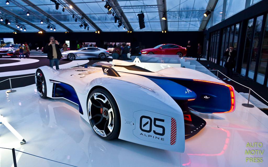 Festival Automobile International 2015 - Alpine Vision Gran Turismo - Raphael Dauvergne
