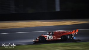 Le Mans Classic 2014 - Porsche 917 - Kevin Goudin