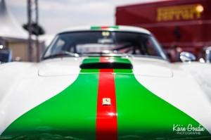 Le Mans Classic 2014 - Ferrari 250 GT - Kevin Goudin