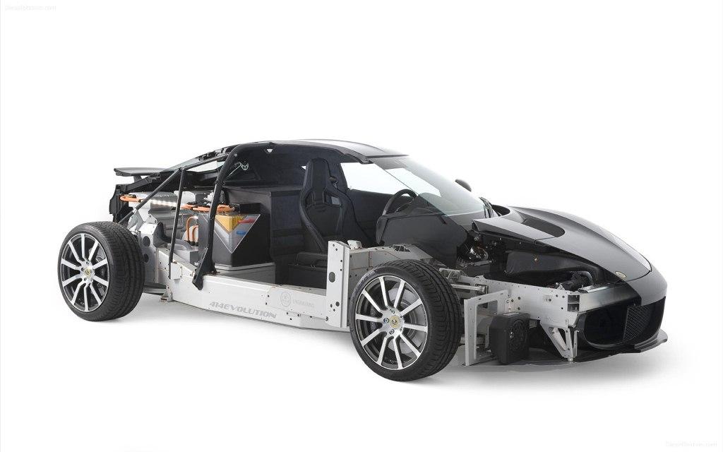 Lotus Evora 414 E-Hybrid