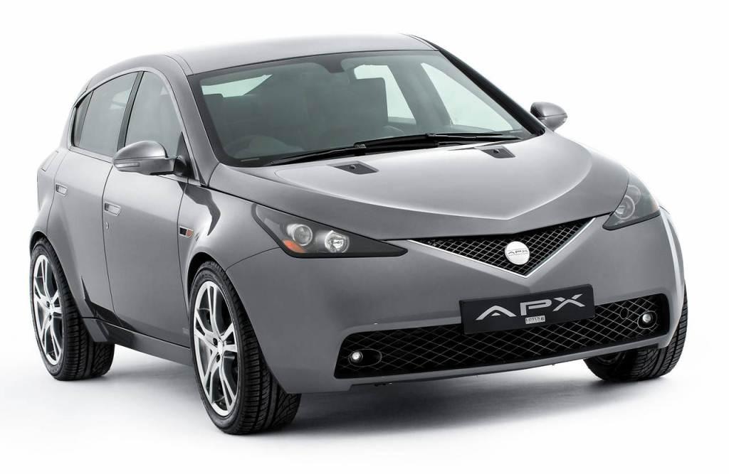Lotus APX Concept 2005