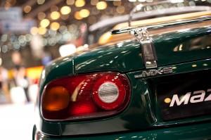 Salon de Genève 2014 - Mazda MX-5 MK1 - Joris Clerc