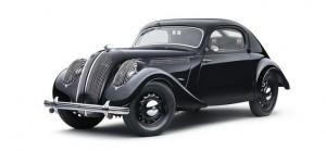 Skoda Popular Monte Carlo de 1936