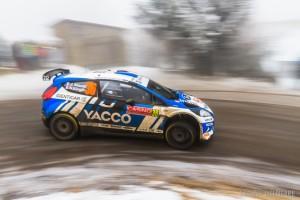 Rallye Monte-Carlo 2015 - J. Maurin - Ford Fiesta R5