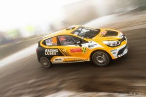Rallye Monte-Carlo 2015 - S. Consani - Renault Clio R3