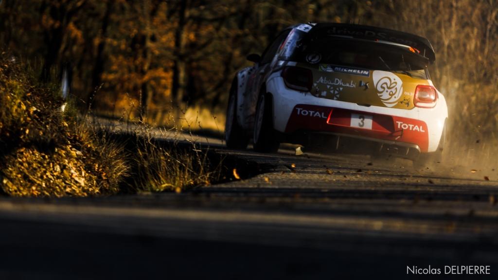 Rallye Monte-Carlo 2015 - K. Meeke - DS3 WRC