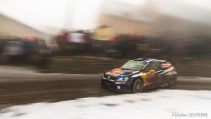 Rallye Monte-Carlo 2015 - A. Mikkelsen - VW Polo WRC