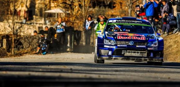 Rallye Monte-Carlo 2015 : La passe de 3 pour Sébastien Ogier et Volkswagen