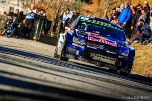 Rallye Monte-Carlo 2015 - J. Latvala - VW Polo WRC