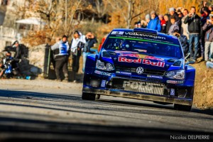 Rallye Monte-Carlo 2015 - S. Mikkelsen - VW Polo WRC
