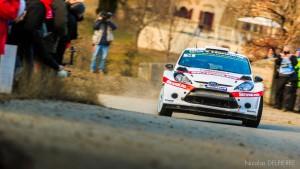 Rallye Monte-Carlo 2015 - H. Solberg - Ford Fiesta WRC