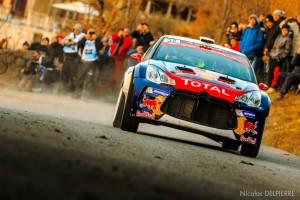 Rallye Monte-Carlo 2015 - S. Lefebvre - DS3 R5