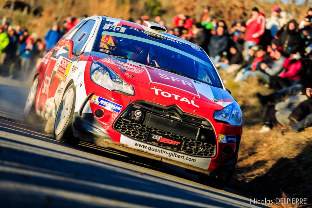 Rallye Monte-Carlo 2015 - Q. Guilbert - DS3 R3