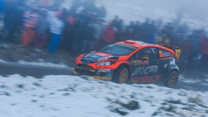 Rallye Monte-Carlo 2015 - M. Prokop - Ford Fiesta WRC