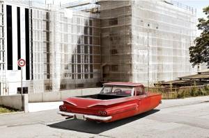 Air Drive Chevrolet El Camino - Renaud Marion