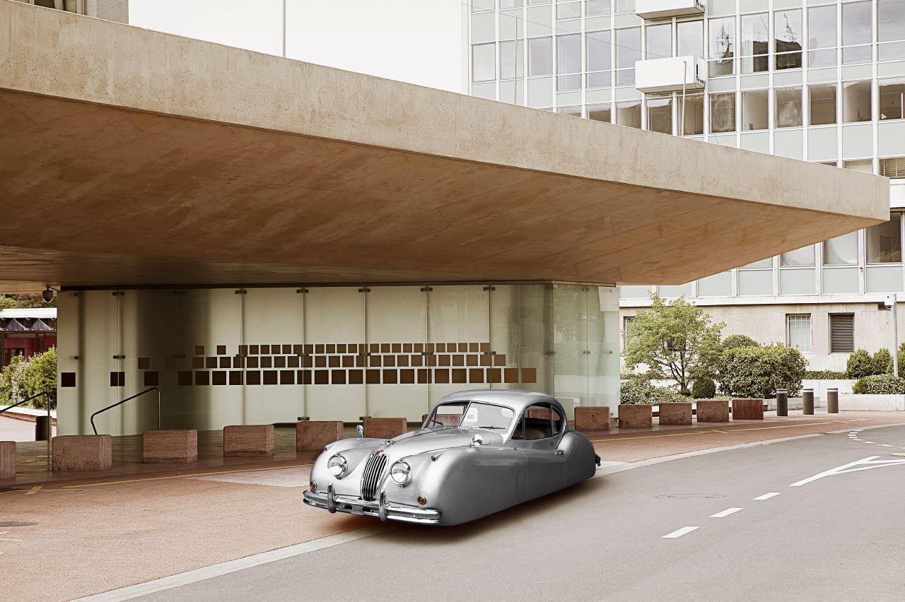 Air Drive Jaguar XK 120 - Renaud Marion