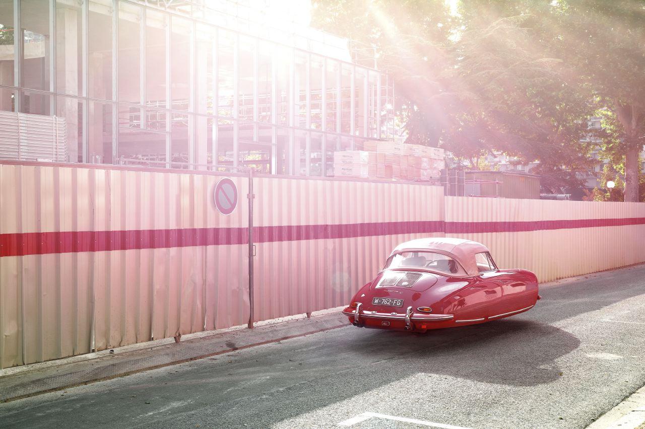 Air Drive Jaguar Porsche 356 Cabriolet - Renaud Marion