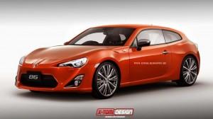 Break de chasse par X-Tomi Design - Toyota GT86