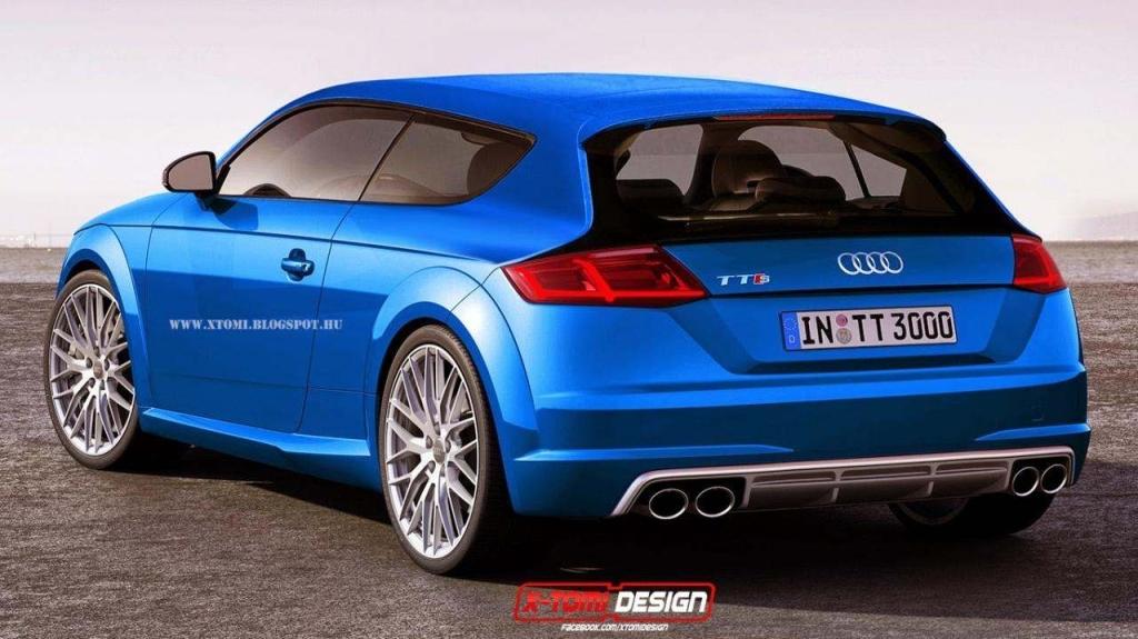 Break de chasse par X-Tomi Design - Audi TT