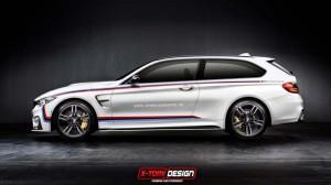 Break de chasse par X-Tomi Design - BMW Série 4