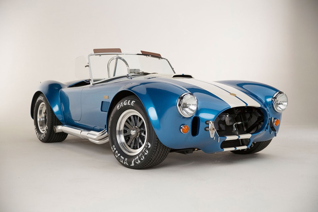 Shelby Cobra 427 ci 50th Anniversary