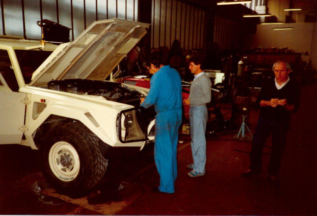 Lamborghini LM