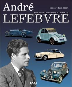 André Lefebvre, de la Voisin Laboratoire à la Citroën DS