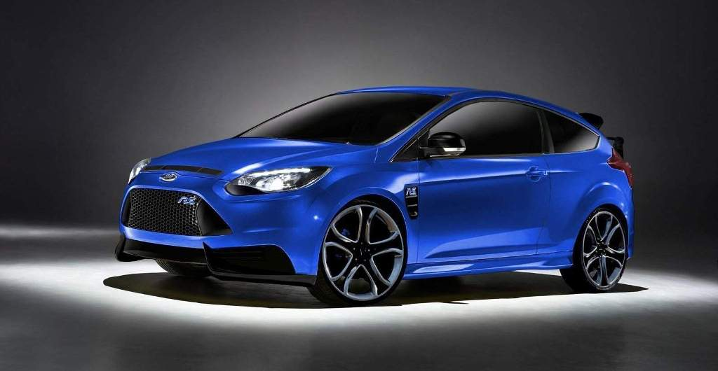 la nouvelle ford focus rs pr sent e le 3 f vrier prochain. Black Bedroom Furniture Sets. Home Design Ideas