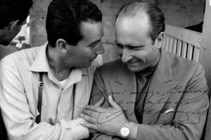 Horacio Pagani - Juan Manuel Fangio