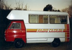 Studio mobile Radio Casilda