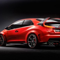Honda Civic Type R : La version définitive à Genève !