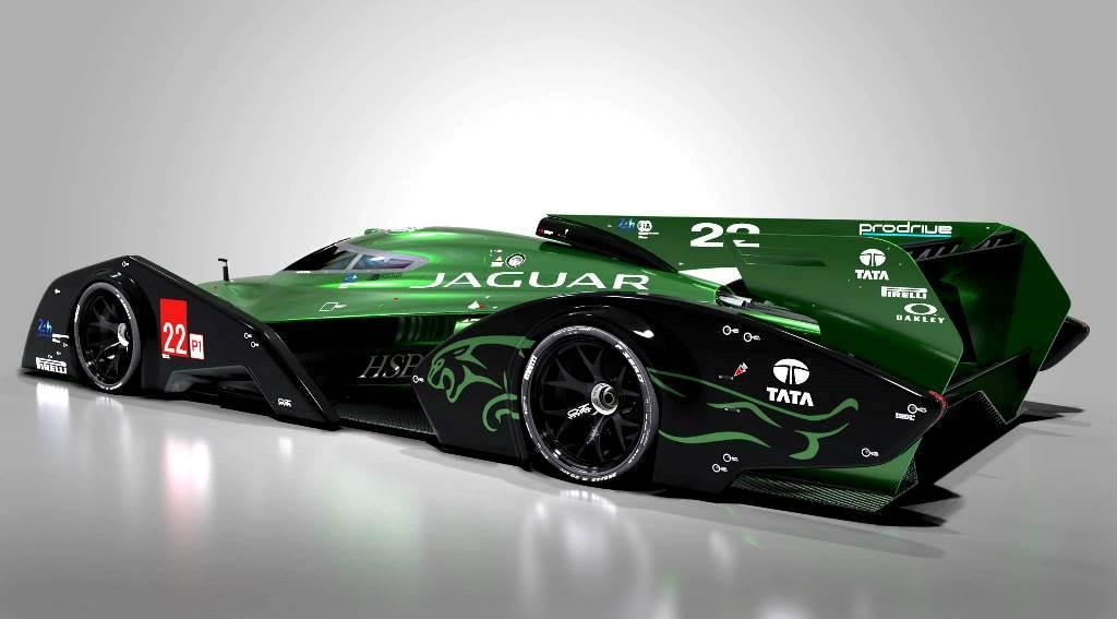 Jaguar XJR-19 LMP1