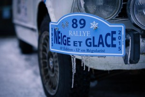 Rallye Neige et Glace 2015