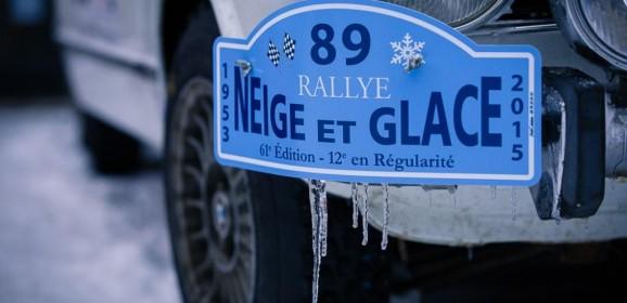 Rallye Neige et Glace 2015, une édition qui porte bien son nom !