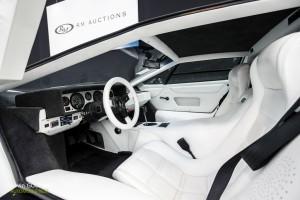 Vente RM Auctions aux Invalides pendant Rétromobile
